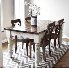 Small Picture 25 best Rustic kitchen tables ideas on Pinterest Diy dinning