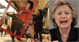 Image result for hillary the sore loser
