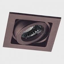 Italline QANA 1L coffee Модный <b>точечный поворотный светильник</b>