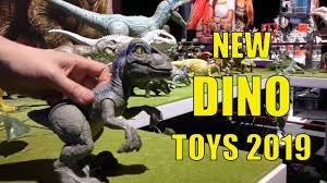 <b>JURASSIC WORLD</b> And Dino Rivals Toys Coming In 2019 - Tons of ...