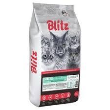 <b>Сухой корм Blitz</b> Kitten для котят с индейкой