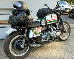 Circus Auto Parts Roadkill Circus The Castrol Goldwing
