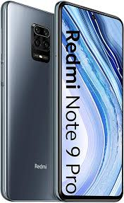 <b>Xiaomi Redmi Note</b> 9 Pro 6GB/128GB Interstellar Grey (UK VERSION)