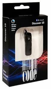Bluetooth-<b>гарнитура Code Discover 10</b> — купить по выгодной ...