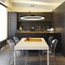 kitchen ceiling lighting design. corona led ring pendant by sonneman lighting kitchen ceiling design