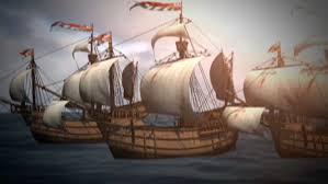 Christopher Columbus Sets Sail Video - Christopher Columbus ...