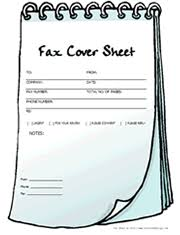 pdf printable fax cover sheets notepad fax cover sheet template
