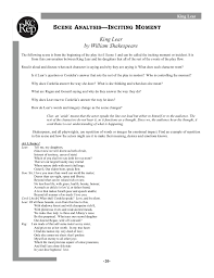 King Lear Essay All About Essay Example