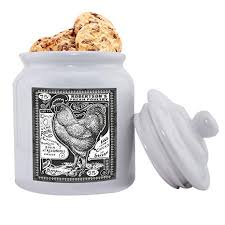 Personalized Ceramic Vintage Rooster Cookie Jar ... - Amazon.com