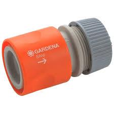 """<b>Коннектор GARDENA</b> стандартный с <b>автостопом</b> 1/2"""" купить по ..."""