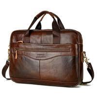Discount Gray <b>Leather</b> Mens Shoulder Bag