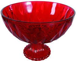 <b>Фруктовница</b> Bekker, цвет: красный, диаметр 22,8 см. BK-7527 ...