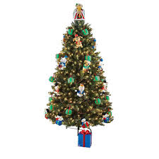 Home Accents 8 ft. Animated <b>Plush Tree</b> | The Home Depot Canada