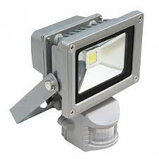 <b>LFL</b>.594.77 <b>LED прожектор</b> 20W 220V IP65 с датчиком движения