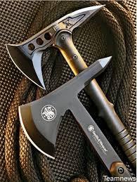 The <b>M48 Kommando tomahawk</b> - Picture   Battle axe, Survival, Axe