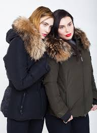 Модели <b>курток с</b> мехом   Компания <b>Clasna</b>