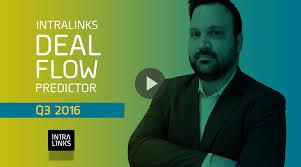 resources intralinks deal flow predictor q3 2016