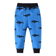 <b>Jumping Meters</b> Animals <b>Baby</b> Boys <b>Girls</b> Sweatpants Cotton ...