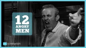 how camera angles in angry men indicate character highs and lows