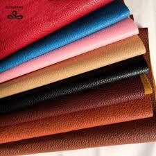 Online Shop QUANFANG <b>Solid</b> color Imitation leather sofa cloth <b>Pu</b> ...