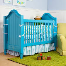 newport cottages cape cod beadboard crib in bahama blue baby furniture newport cottages baby blue nursery furniture