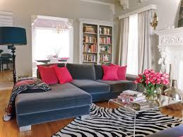 marvelous grey bedroom colors: living room modern home living living room modern home living room with dark grey color of sofa with fink cushions also wooden laminating flooring also flowers on table also zebra patterns of carpet modern home with gray living roo