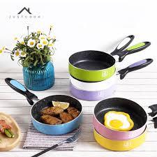 <b>Justcook</b> 16 Cm <b>Breakfast</b> Non Stick <b>Frying Pans</b> Eggs Pancake ...