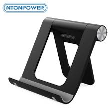 <b>NTONPOWER Mobile Phone Holder</b> Stand with Non slip silicone ...