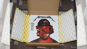 <b>Metallica</b> - BOX 3LP+CD / Kreator Box <b>2Lp</b> 2CD+DVD купить в ...