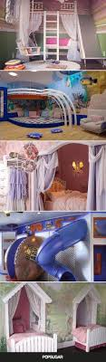 bedroom kid: these  crazy kids rooms will make you want to redecorate immediately