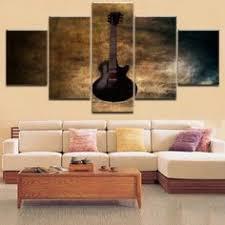 <b>5</b> Pieces Modular Artwork HD Canvas Painting Music <b>Avenged</b> ...