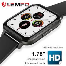 <b>LEMFO DTX</b> Full HD <b>Smart</b> Watch – FlexxCycle