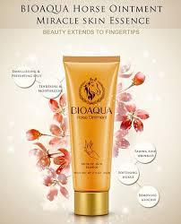 Bioaqua Horse Ointment Miracle Skin Essence Moisturizing ... - Qoo10