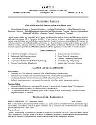 airline executive resume resume resources
