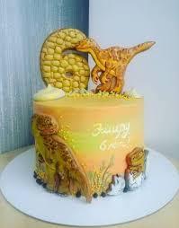 New Birthday Cake Ideas For Boys <b>Dinosaur</b> 18+ Ideas