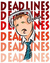 virtual-assistant-not-meeting-deadline