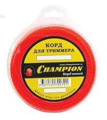 Купить <b>Леска для триммеров Champion</b> C5060 по супер низкой ...