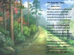 robert frost essay the road not taken essay cyber essays patient service specialist robert frost the road not taken