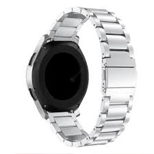Stainless Steel Sport <b>Bracelet For Samsung Galaxy</b> Watch 46mm ...