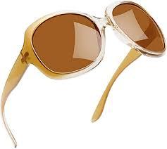 Buy Joopin Oversized <b>Fashion Sunglasses</b> for Women, UV400 <b>Big</b> ...