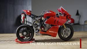<b>LEGO</b>® <b>Technic</b>™ <b>Ducati Panigale</b> V4 R - YouTube