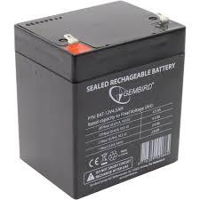<b>Аккумулятор для ИБП</b> 12V 4.5Ah <b>Gembird</b> BAT12V-4.5AH ...