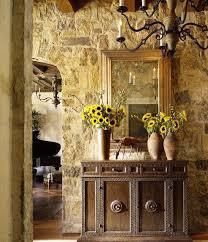 hacienda entry achieve spanish style room