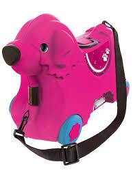 <b>Big Чемодан детский</b> цвет розовый