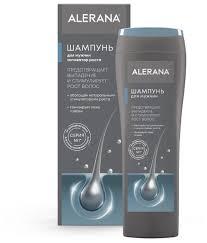 Alerana <b>шампунь</b> мужской <b>Активатор роста</b> — купить по выгодной ...