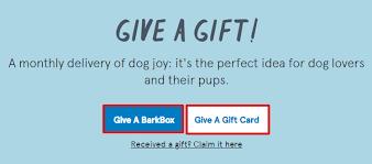 How do I send BarkBox as a gift? – BARK