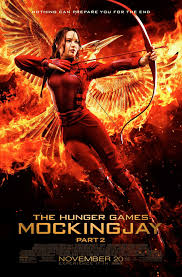 Image result for poster hunger games