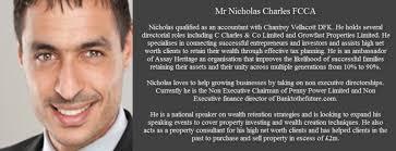 Mr Nicholas Charles FCCA - Nicholas-Charles-group