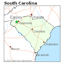 best places to live in easley south carolina