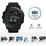 Kospet Probe 1.3 Inch Smart Sports Watch Fitness ... - Amazon.com